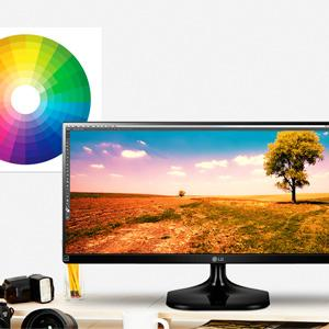 LG 25 Inch 21:9 UltraWide Full HD IPS LED Monitor with Game Mode25UM58-P