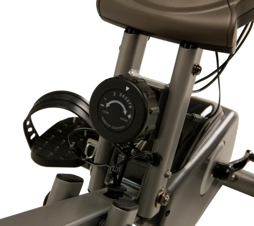 Amazon Com Exerpeutic 400xl Folding Recumbent Bike