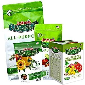 Jobe's Organics Biozome Organic Gardening