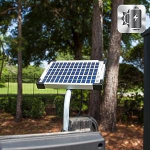 Amazon Com Mighty Mule Ezgo Solar Automatic Gate Operator