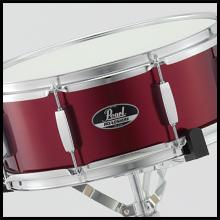 Matching Wood Snare Drum