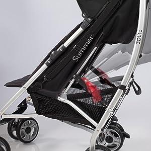 Summer Infant 3D Lite BLACK Convenience Child Infant Stroller ...