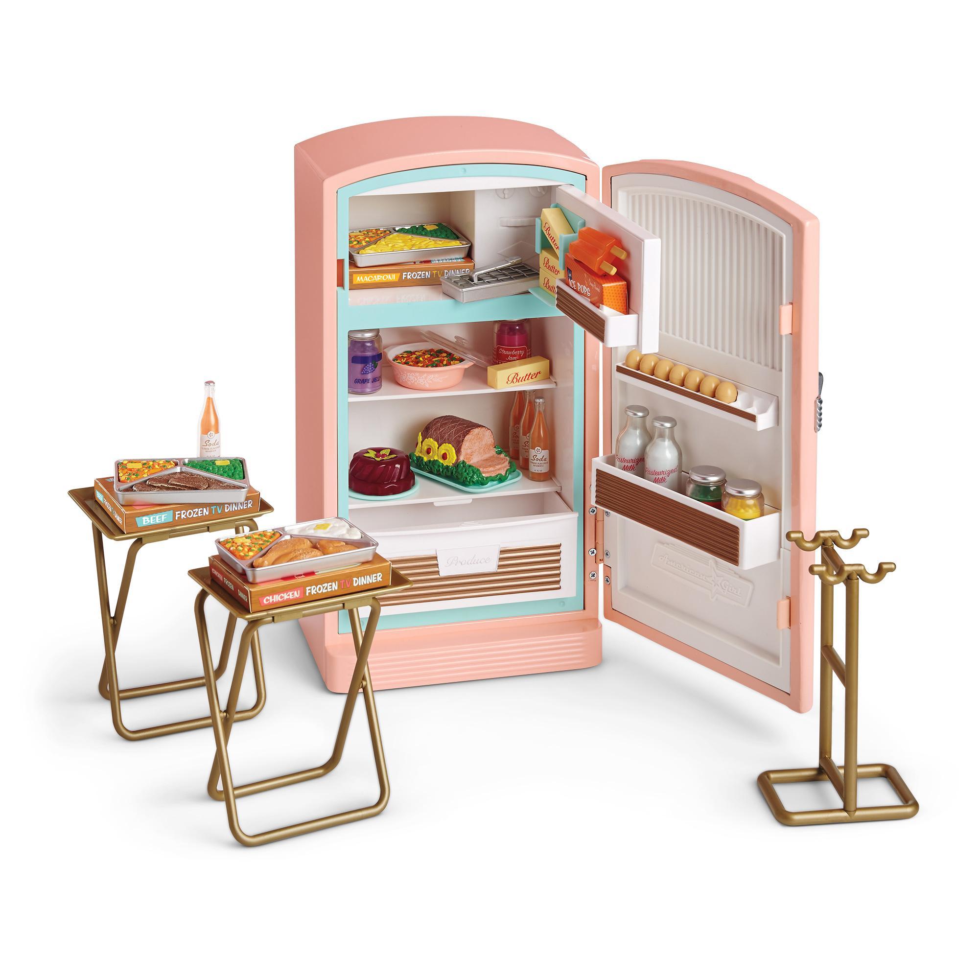 American Girl Doll Maryellen/'s Fridge Refridgerator NEW! Refrigerator