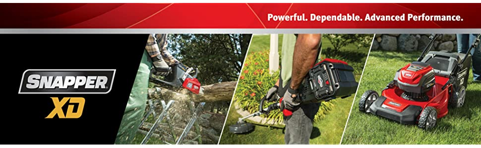 1696773 Snapper XD SXDCS82 82V Cordless 18-Inch Chainsaw without ...