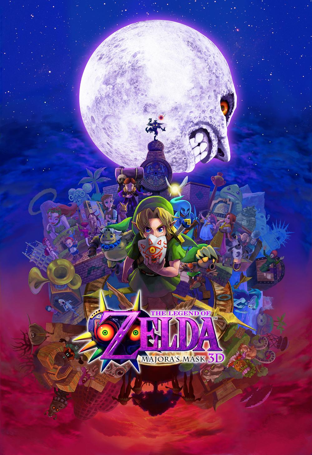 Zelda Majoras Mask 3ds Walkthrough Pdf