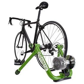 road machine with bike