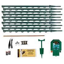 Amazon Com Zareba Kgpdc Z Dc Garden Protector Battery