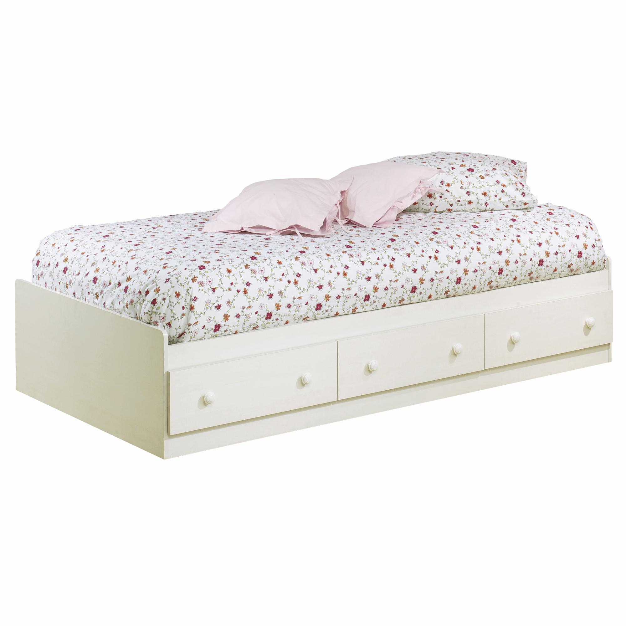 frame white projects platform bed ana twin diy