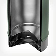 insulated, vacuum, sealed, hot, cold, stays hot, stainless steel, warm, durable, tough, long lasting