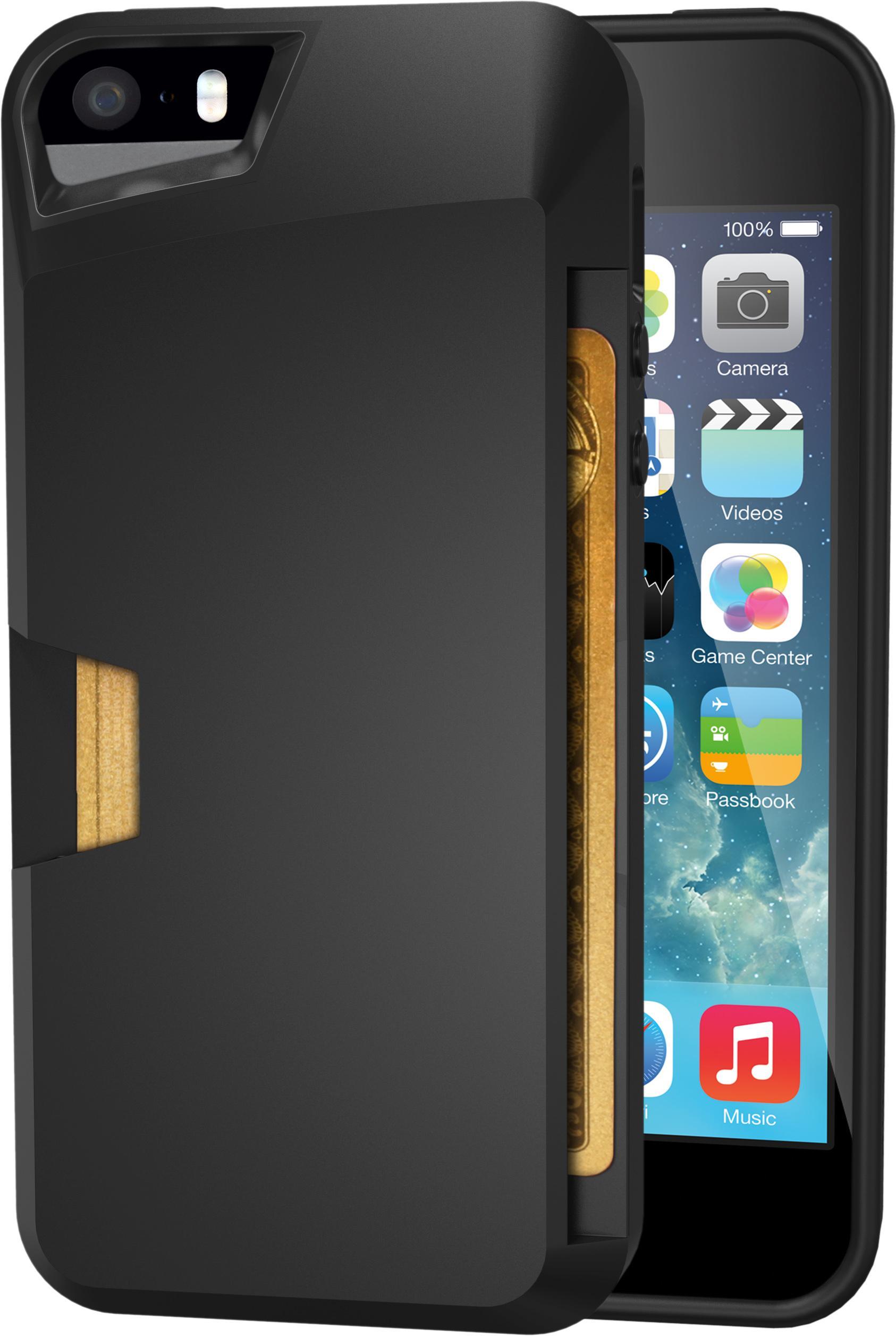 Amazon.com: Smartish Phone SE / 5 / 5s Wallet Case