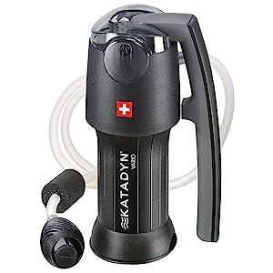 Katadyn Vario Water Filter Cartridge camping /& expedition
