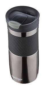 Contigo SNAPSEAL Byron Stainless Steel Travel Mug, 20 oz., Vivacious