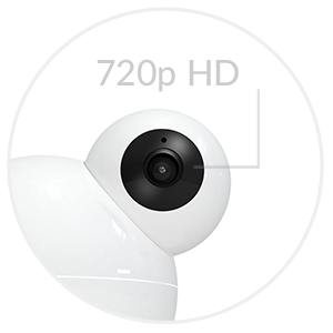 High Definition Baby Video Camera