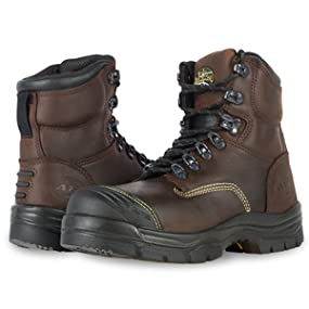 Oliver 6 55 Series Lace-Up Waterproof Workboot for Men