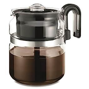 Glass Coffee Percolator