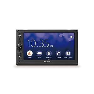 XAV-AX100 Home Screen