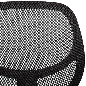 Amazon.com: Silla de computadora de respaldo bajo ...