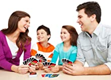UNO, Games for Families, Game for Family