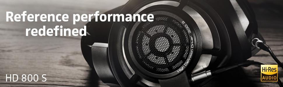 beb652c8316 Amazon.com: Sennheiser HD 800 S Reference Headphone System: Electronics