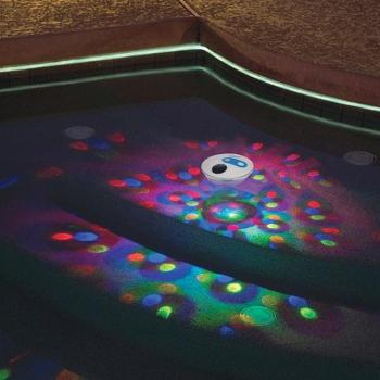 Amazon Com Game Solar Underwater Light Show Garden