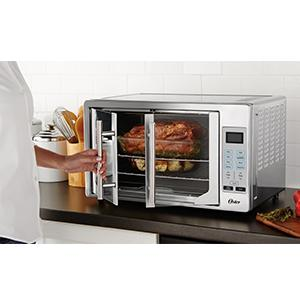 Amazon Com Oster French Convection Countertop Amp Toaster