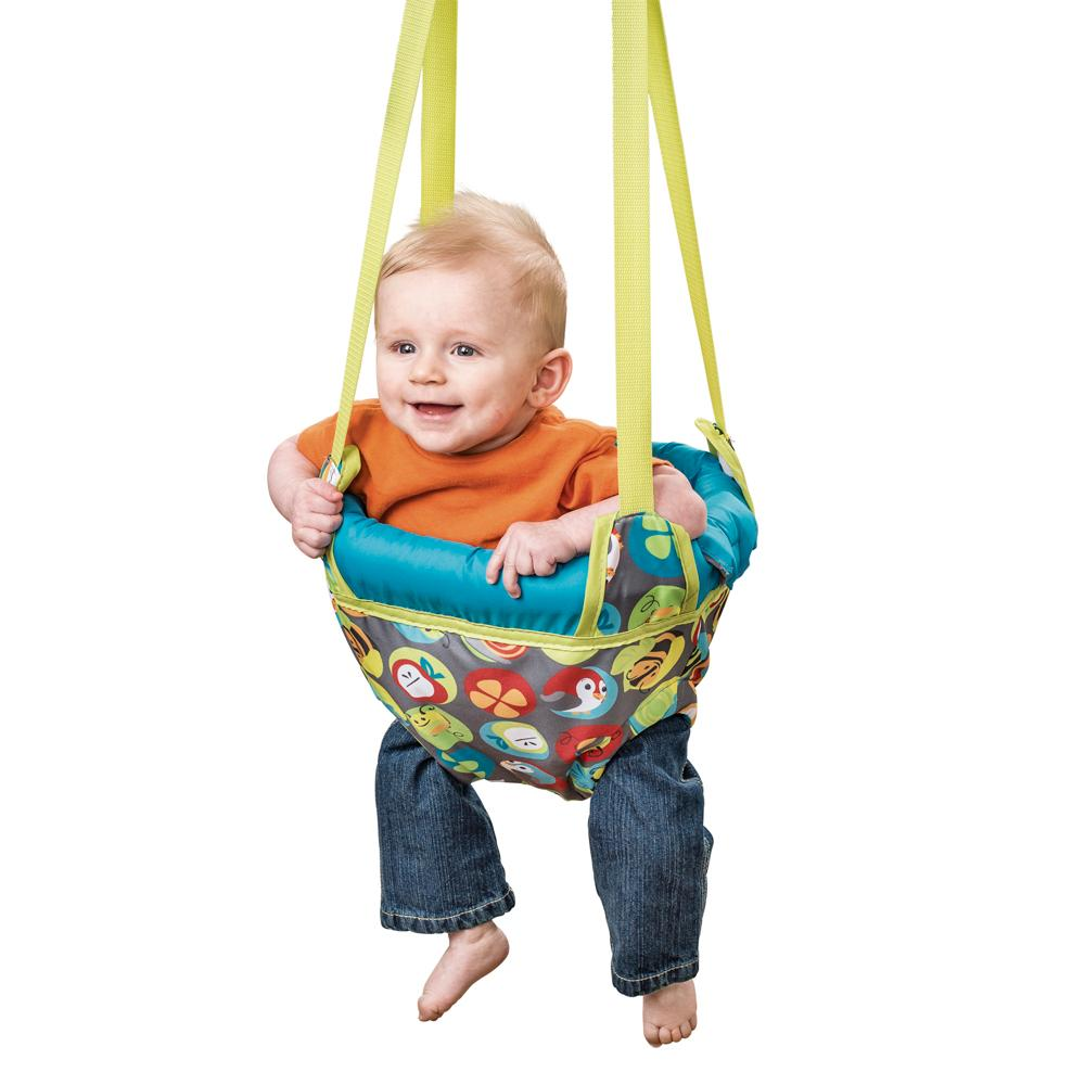 Amazon Com Evenflo Exersaucer Door Jumper Bumbly Baby