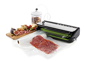 Vacuum sealer,domesetic sealing,sealer,foodsaver,sous vide,sous-vide,fishing machine