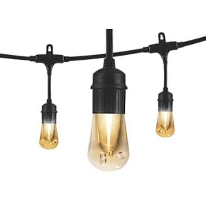 Enbrighten Vintage LED Cafe Lights