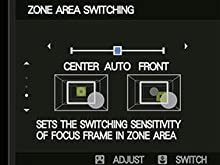 Zone Area Switching