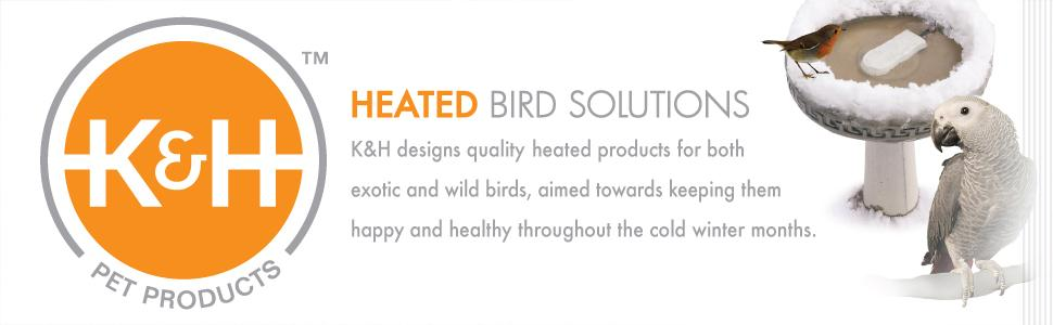 Amazon Com K Amp H Pet Products Snuggle Up Bird Warmer