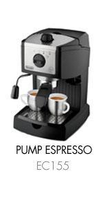 Amazon.com: DeLonghi EC702 15-Bar-Pump Espresso Maker ...
