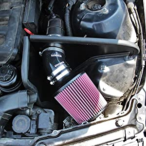 K/&N+BLUE RED 98 99 00 01 02-05 BMW 320 320i//323 323i i is Ci E46 AIR INTAKE