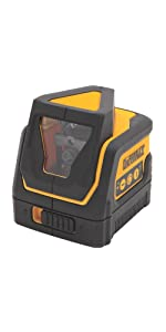 DW0811 360 Degree Cross Line Laser