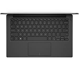Dell XPS 13 Keyboard and Touch Pad