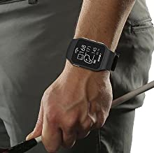 golf, watch