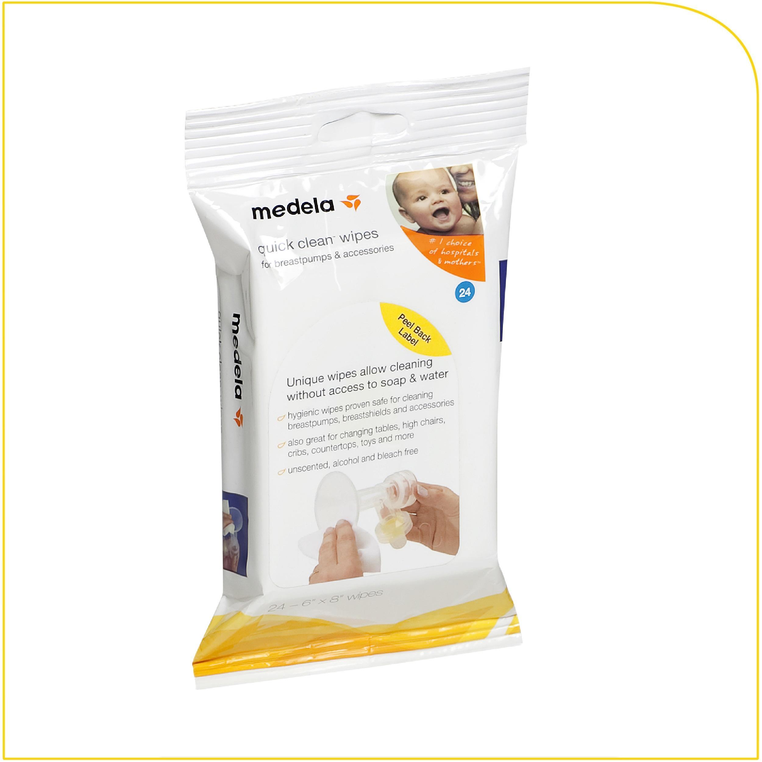 Amazon.com: Medela Quick Clean La leche materna Jabón ...