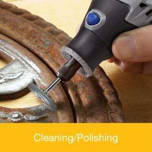 cleaning, polishing