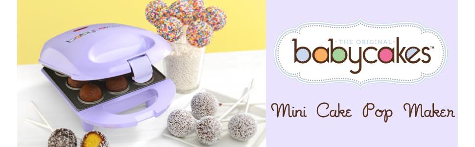 Mini Cake Pop Maker
