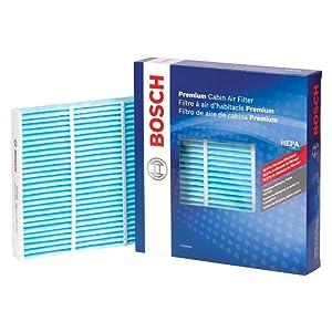 Bosch ACC Cabin Filter Set Particulate Filter