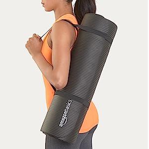 Amazon Com Amazonbasics 1 2 Inch Extra Thick Exercise