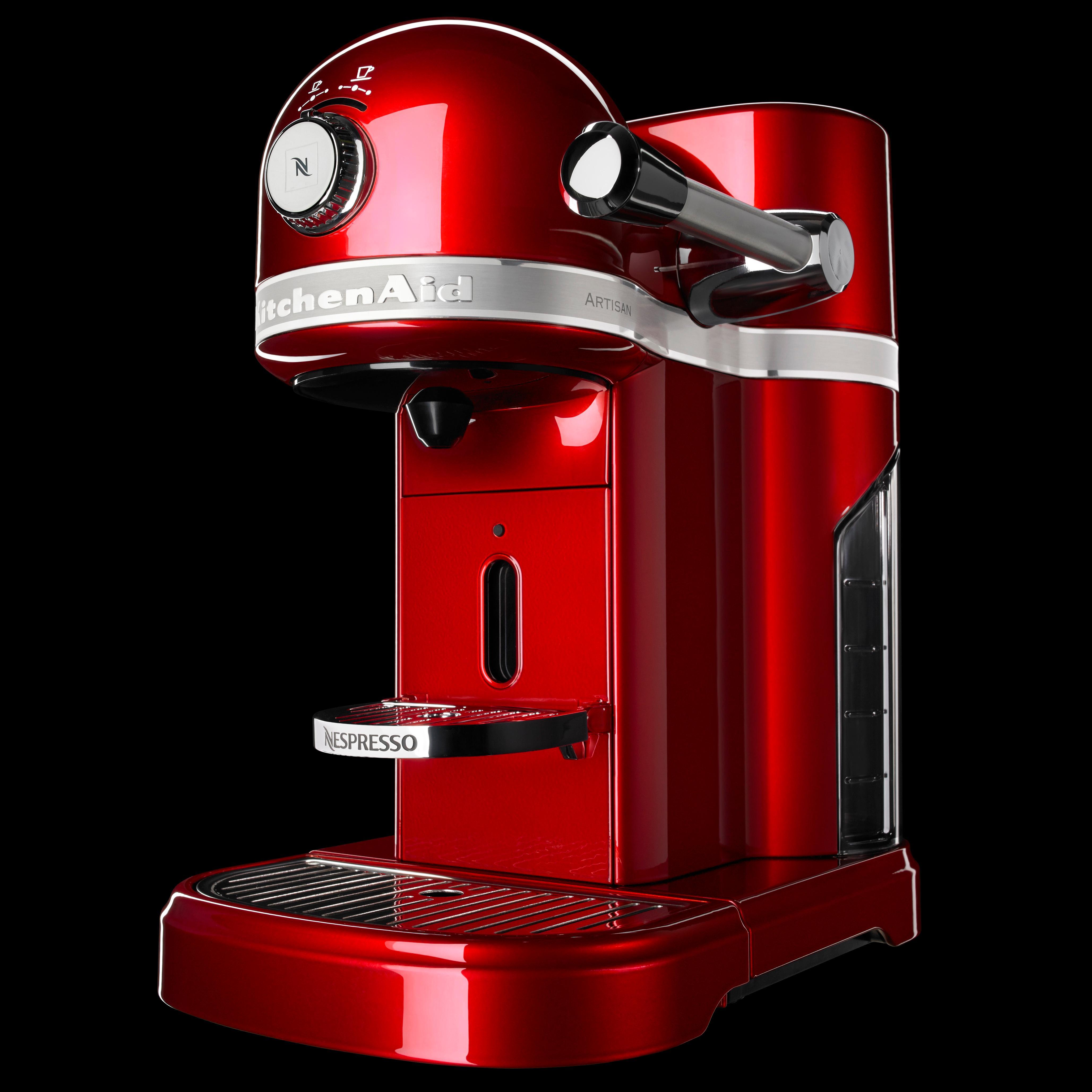 Amazon Com Kitchenaid Kes0503sr Nespresso Sugar Pearl