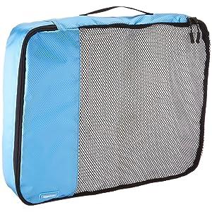 AmazonBasics Large Packing Cubes - 4 Piece Set