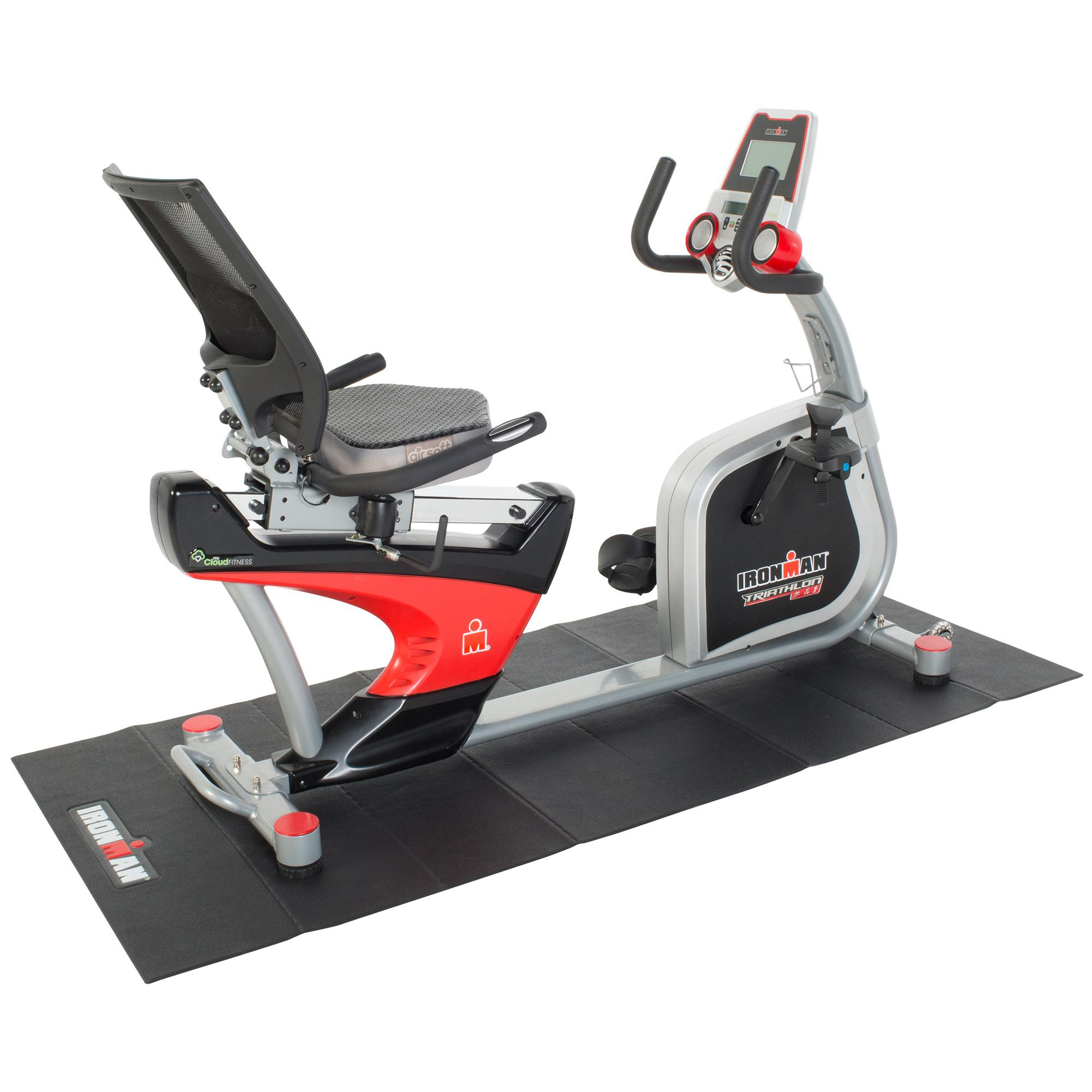 Ironman Triathlon X Class 410 Smart Technology Recumbent