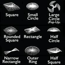9 Pattern Sprinkler