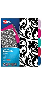 Avery Fashion Dividers