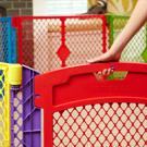 north states, easy access door, colorplay ultimate play space, indoor play yard, outdoor baby safety