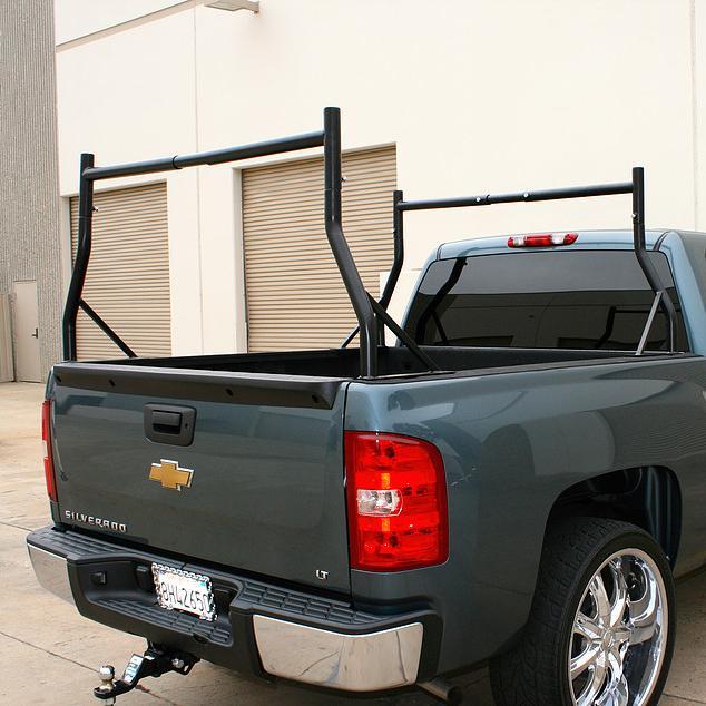 Lovely Utility Bed Ladder Rack  Concept