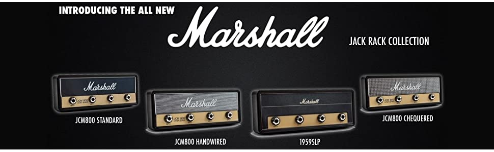 Pluginz Jack Rack Marshall JCM800 Standard Guitar Amp Key Holder