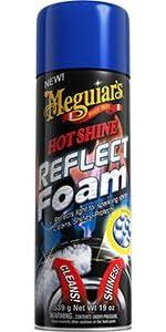 Hot Shine Reflect Foam