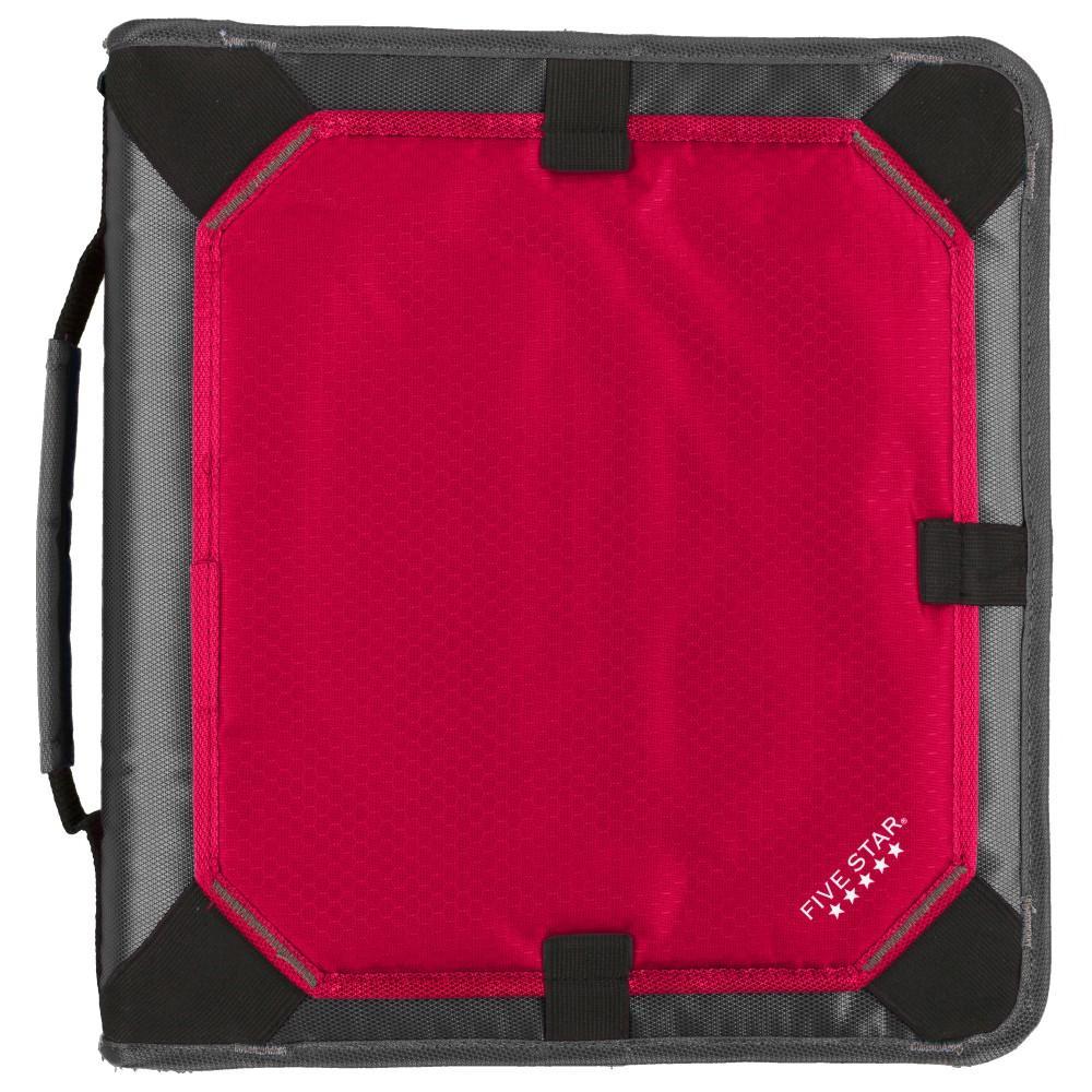 Amazon.com : Five Star 2 Inch Zipper Binder, Expansion